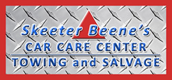 Skeeter Beene's Car Care Center Towing and Salvage